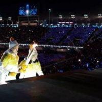 Olympics Opening Ceremony