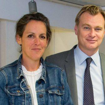 Christopher Nolan's Wife Emma Thomas