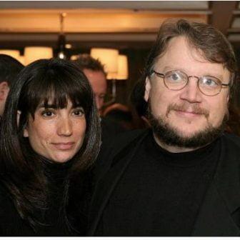 Guillermo del Toro's Wife Lorenza Newton