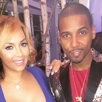 Juelz Santana's Girlfriend Kimberly Kimbella Vanderhee