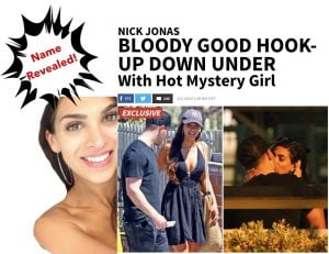 Nick Jonas' New Girlfriend Annalisa Azaredo