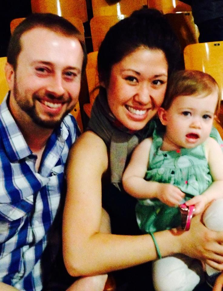Ruthie Ann Miles' husband Jonathan Blumenstein (Bio, Wiki)