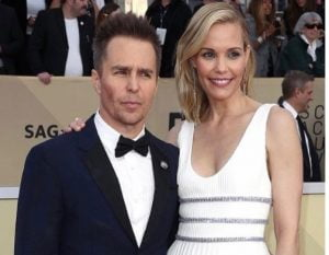 7 Facts About Sam Rockwell's Girlfriend Leslie Bibb