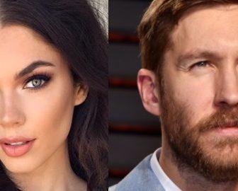Calvin Harris' New Girlfriend Aarika Wolf