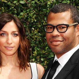 Jordan Peele's Wife Chelsea Peretti