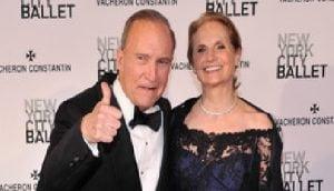 Larry Kudlow's Wife Judith Kudlow