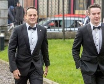 Matthew Barrett Irish PM Leo Varadkar's Boyfriend