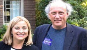 Bruce Barry Nash. Mayor Megan Barry's Husband