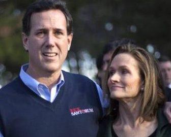 Rick Santorum's Wife Karen Garver Santorum