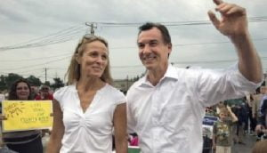Tom Suozzi's Wife Helene Suozzi