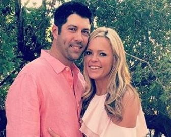 Jennie Finch Daigle's Husband Casey Daigle