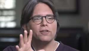 Who is NXIVM's founder Keith Raniere?
