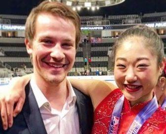 Darian Weiss Mirai Nagasu's Boyfriend