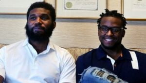 Rashon Nelson & Donte Robinson Arrested at Starbucks For no Reason