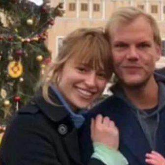 Avicii's Current girlfriend Tereza Kacerova