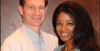 Model Stephanie Adams' Husband  Charles Nicolai