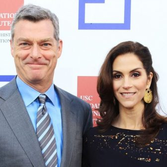 Jami Gertz' Husband Anthony Ressler
