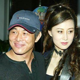 Jet Li's Wife Nina Li Chi