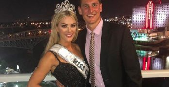 Conner Combs Miss  USA Sarah Rose Summers' Boyfriend