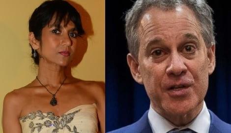 Nyu-Yorkun prokuroru seks oyunlarında iştirak etdiyi açıqladı