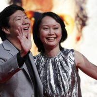 ken jeong wife,Tran Jeong