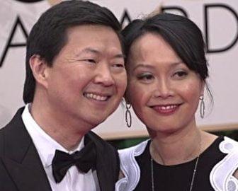 Ken Jeong's Wife Tran Jeong