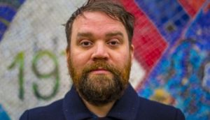 Who is Frightened Rabbit singer Scott Hutchison's Wife/Girlfriend?