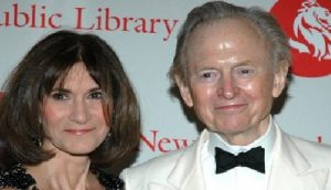 Tom Wolfe's Wife Sheila Wolfe