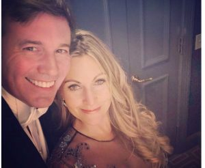 Jeff Glor's Wife Nicole Glor