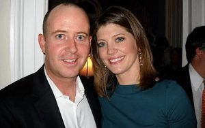 Norah O'Donnell's husband Geoff Tracy
