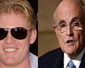 Rudy Giuliani's Son Andrew Giuliani