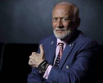Buzz Aldrin Wives & Children