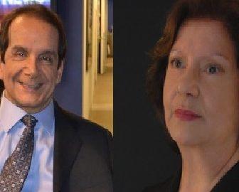 Charles Krauthammer's wife Robyn Krauthammer