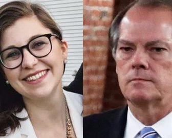 Ali Watkins James A. Wolfe's Reporter/Girlfriend