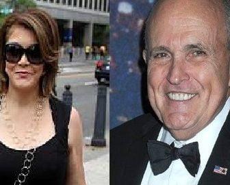 Rudy Giuliani's girlfriend Jennifer LeBlanc