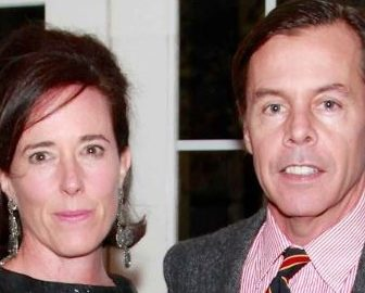 Kate Spade's Husband Andy Spade