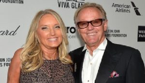 Peter Fonda's Wife Margaret DeVogelaere