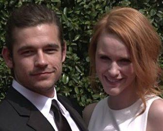 Rachel Brosnahan's boyfriend Jason Ralph