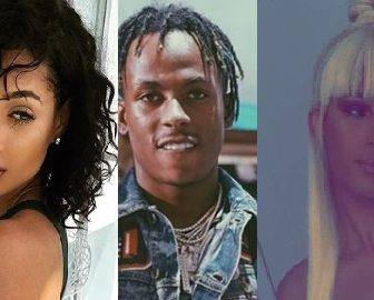Rich The Kid's Wife Antonette Willis & GF Tori Brixx