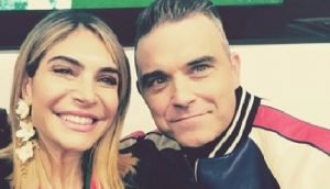 Robbie Williams' Wife Ayda Field