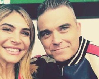 Robbie Williams' Wife Ayda Field