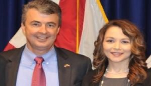 Bridgette Marshall Alabama Attorney Steve Marshall's Wife