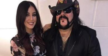 Vinnie Paul's Girlfriend Chelsey Yeager
