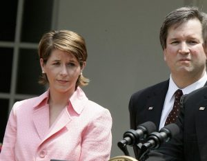 Brett Kavanaugh's Wife Ashley Estes Kavanaugh