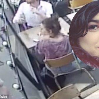 Marie Laguerre Slapped by Harasser in Paris