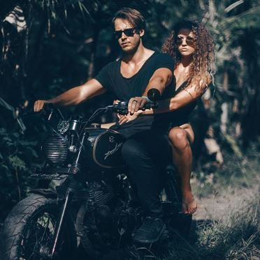 Alexey Lyakh & Megan Scraper