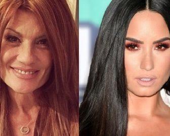Demi Lovato's Mother Dianna De La Garza