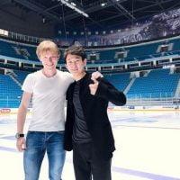 Nuraly Kiyasov & Arman Kudaibergenov