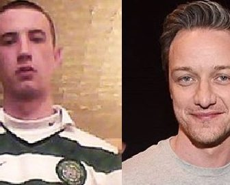James McAvoy's Brother Donald McAvoy