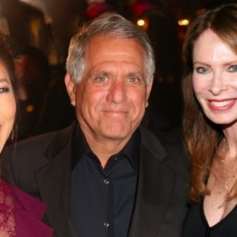 Les Moonves' Wives & Children